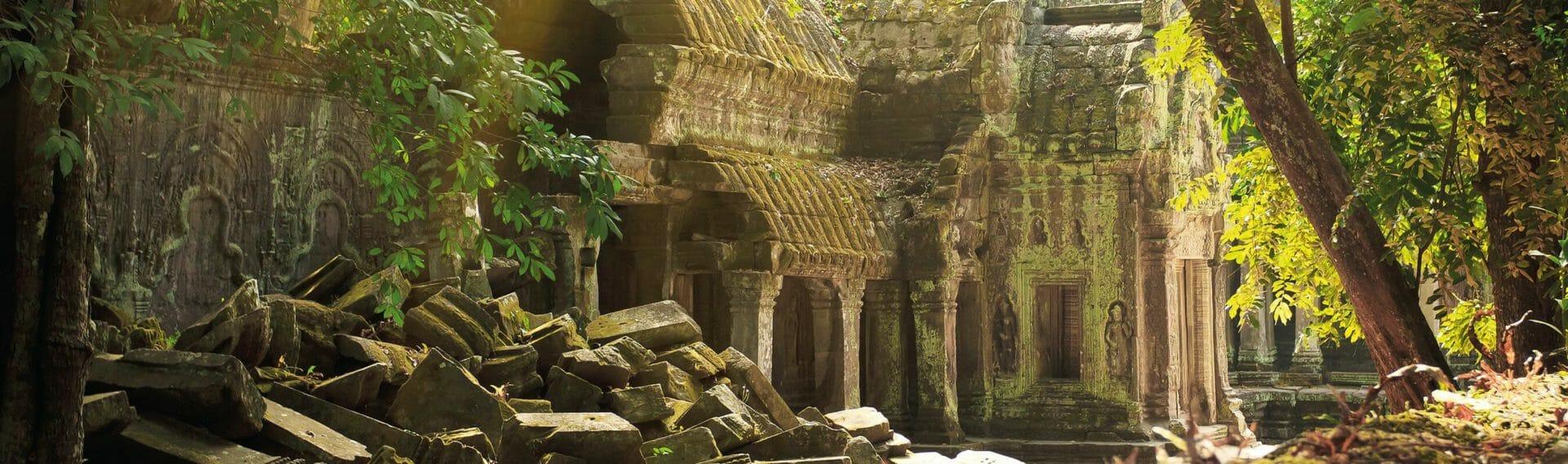 cambodge ta prohm