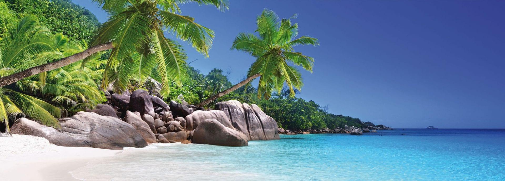 Ile de Praslin, Seychelles