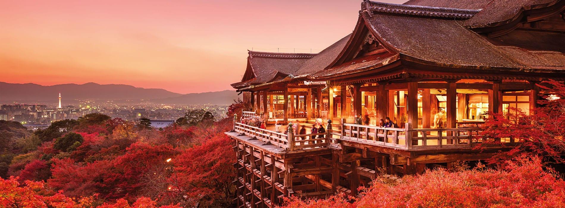 Kiyomizu Temple Kyoto