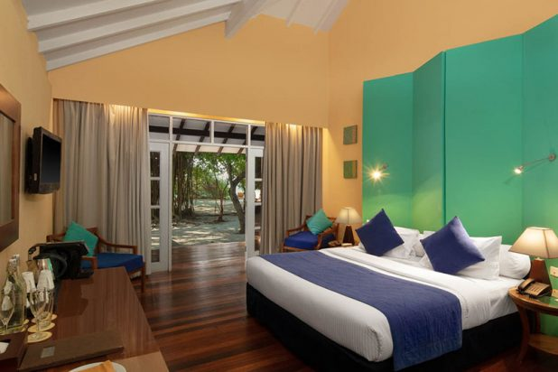 Deluxe chambre Meedhupparu