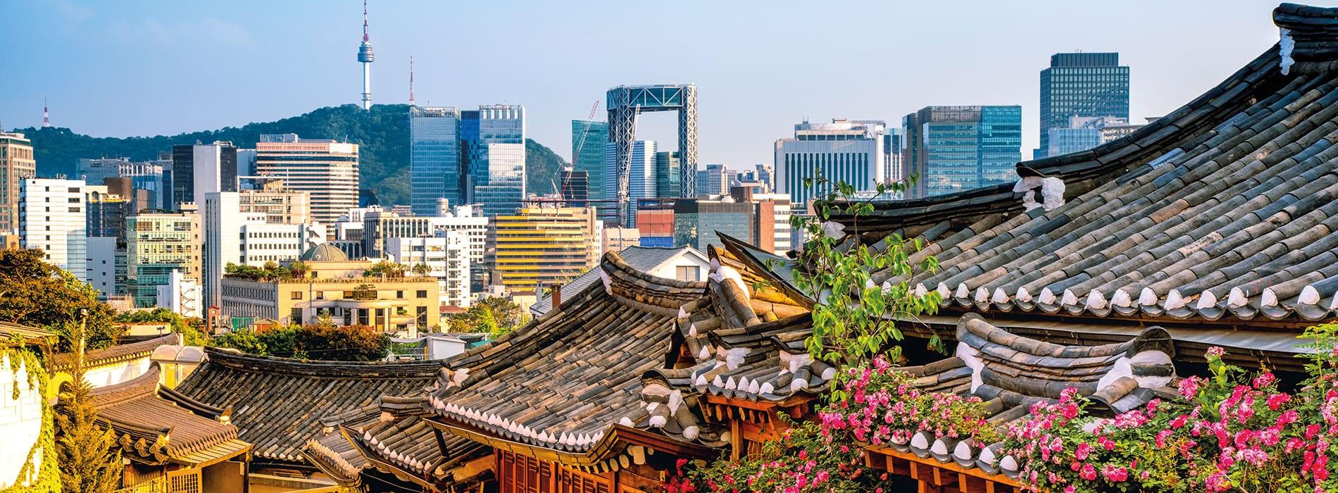 Quartier de Séoul