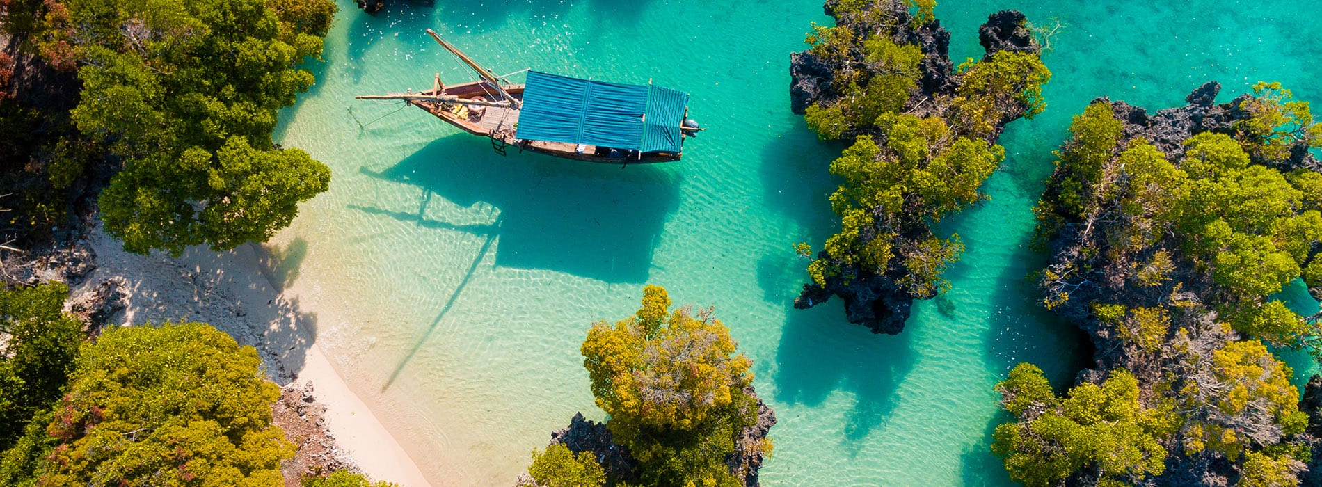 Zanzibar, plage de rêve