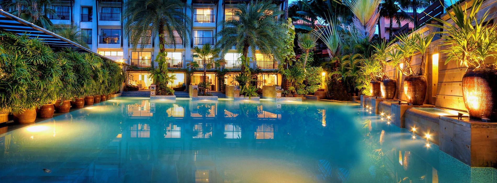 Burasari hôtel, Phuket, Thaïlande